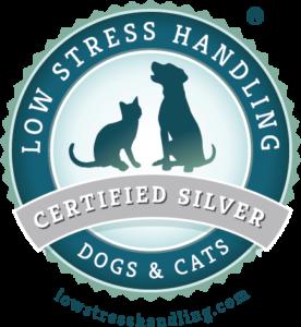 low stress handling certified logo